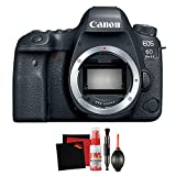 Canon EOS 6D Mark II Digital SLR Camera Body with Cleaning Kit
