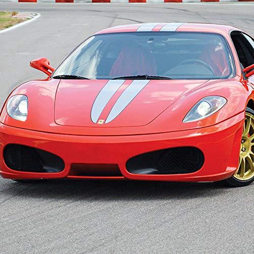 smartbox - Cofanetto Regalo per Uomo - Due Giri su Pista in Ferrari - Idee Regalo Originale per Lui - 2 Giri su Pista alla Guida di Una Ferrari F458 Italia o F430 per 1 Persona