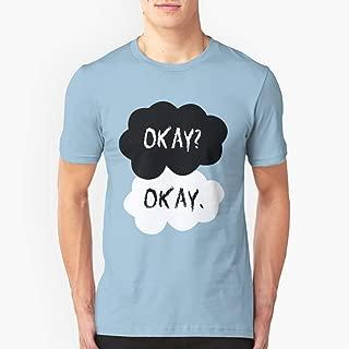 The Fault In Our Stars Okay Slim Fit TShirtT shirt Hoodie for Men, Women Unisex Full Size.