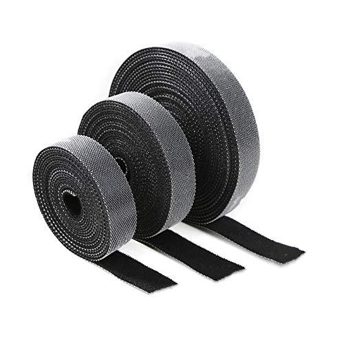 Yucong Atadura de Cable con Velcro Cable Correas Set Bridas para Cables...