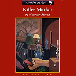 Killer Market audiobook cover art