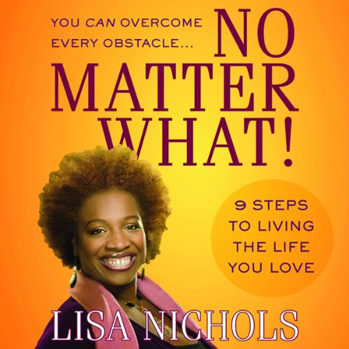 No Matter What! audiobook cover art