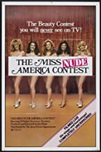 Miss Nude America POSTER Movie (27 x 40 Inches - 69cm x 102cm) (1976)