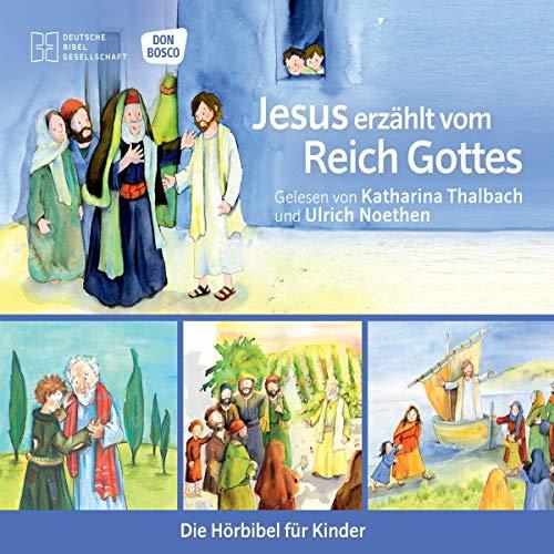 Jesus erzählt vom Reich Gottes cover art