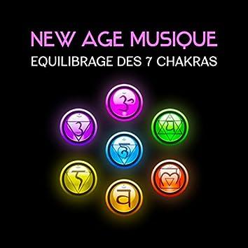 New age musique: Equilibrage des 7 chakras (Corps énergétiques, Appelé aura de santé, Voyage astral, Atteindre le Nirvana)