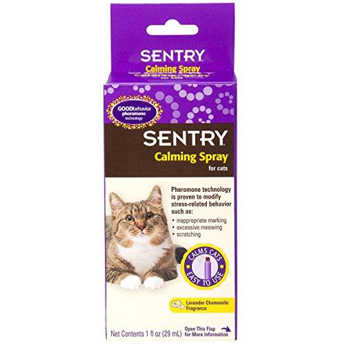 SENTRY GOOD Behavior Calming Spray