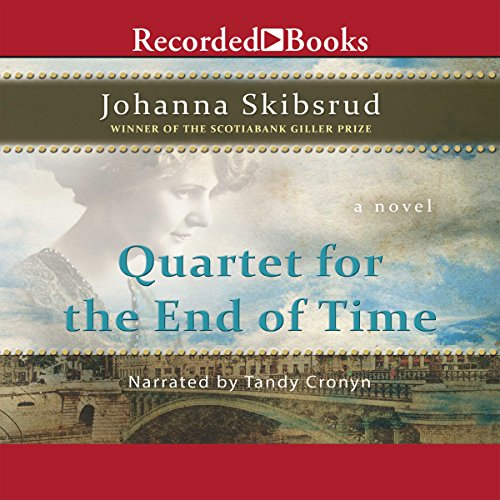 Quartet for the End of Time audiobook cover art