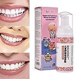 Zoom IMG-2 junean dentifricio in schiuma per