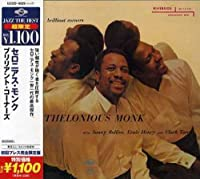 Brilliant Corners by Thelonious Monk (2009-06-18)