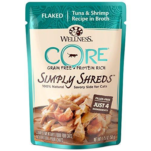 Wellness CORE Tuna and Shrimp Simple Shreds