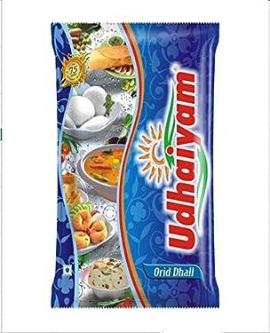 Urad Dal Whole, 1kg-Udhaiyam