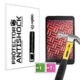 Bildschirmschutzfolie Anti-Shock Kratzfest Bruchsicher Kompatibel mit Tablet Energy Sistem 8 Max 3