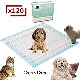 LPM - 120 Tapis Educateurs pour Chiens 60 x 40 cm - Apprentissage pour la propreté - Ultra Absorbant