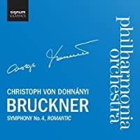 Symphony 4 Romantic by ANTON BRUCKNER (2012-05-15)