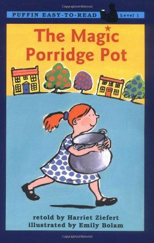 The Magic Porridge Pot (Easy-to-Read, Puffin)の詳細を見る