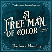 A Free Man of Color (Benjamin January Mysteries)