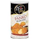 4C Panko Seasoned Bread Crumbs 8 oz. (Pack of 3)
