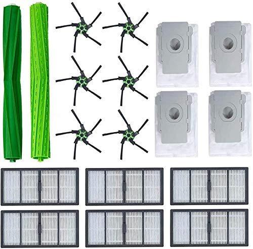 CNOP Kit de accesorios de repuesto para aspiradora S9 (9150) S9+ S9 (9550) S Series Robot Aspiradora de 18 piezas de repuesto