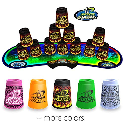 Speed Stacks Competitor (Black Flame)