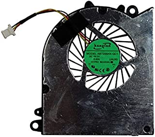 Gazechimp Replacement CPU Cooling Fan Compatible for MSI GS63VR GS73VR Stealth Pro Red