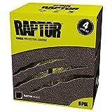 RAPTOR 0820 U-Pol Products Black Truck Bed Liner Kit -...