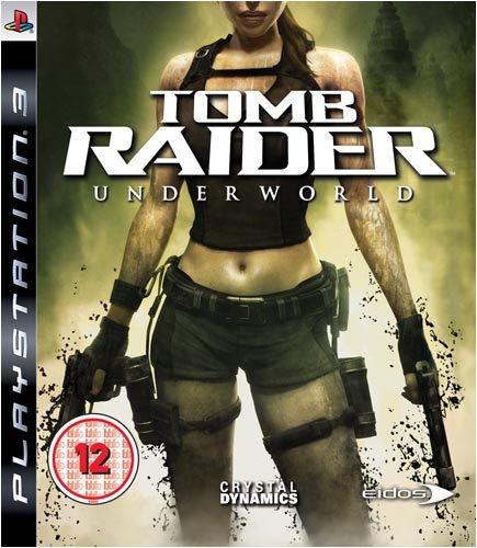 Tomb Raider Underworld - PEGI [Edizione: Regno Unito]