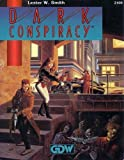 Dark Conspiracy roleplaying game