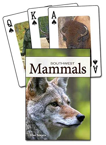Mammals of the Southwest Playing Cards (Nature's Wild Cards)