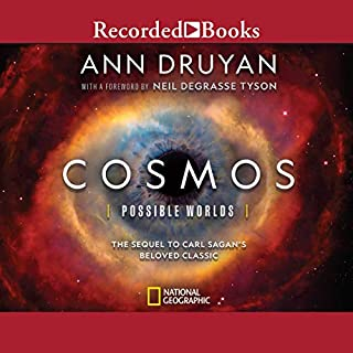 Cosmos: Possible Worlds audiobook cover art
