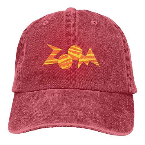 Zoom Zoom Denim Dad cap Baseball Hat Adjustable Sun cap