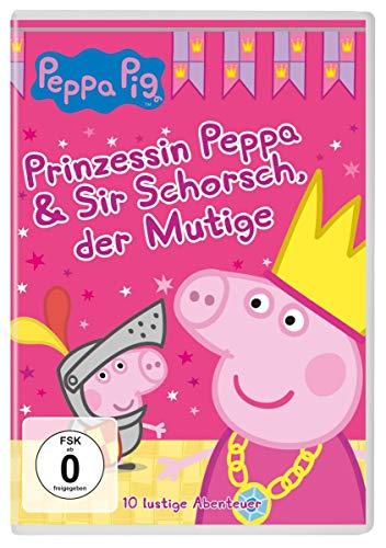 Pig: Prinzessin Peppa & Sir Schorsch der Mutige und andere Geschichten