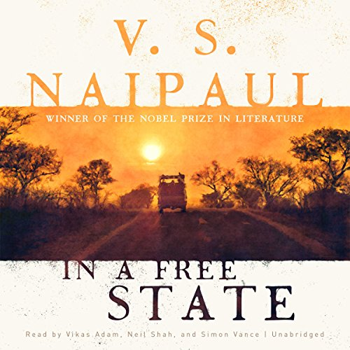 Couverture de In a Free State