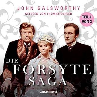Die Forsyte Saga 1 cover art