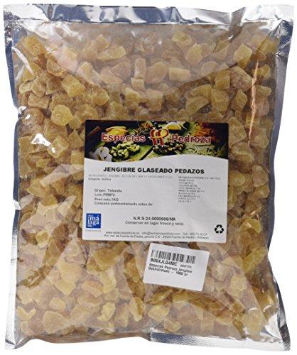 Especias Pedroza Jengibre Deshidratado - 1000 gr