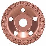 Bosch Professional 2 608 600 175 Bosch 175-Vaso de amolar de Metal duro-115 x 22,23 mm gro...