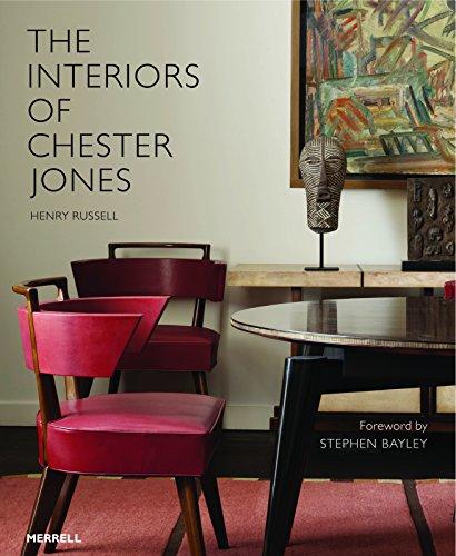 Interiors of Chester Jones