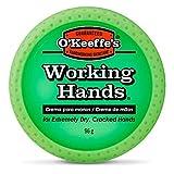 O'Keeffe's Working Hands - Crema para manos secas y agrietadas - 96g