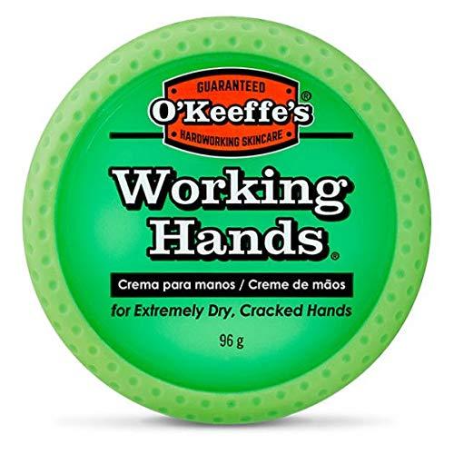 Crema Working Hands