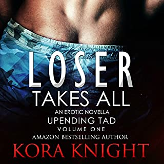 Loser Takes All audiobook cover art