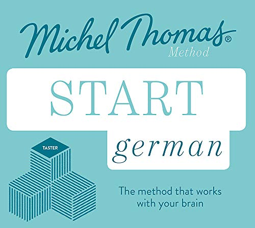 Start German: The method that works with your brain: Beginner German Audio Taster Course