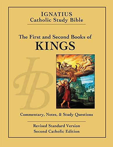 1 & 2 Kings: Ignatius Catholic Study Bible