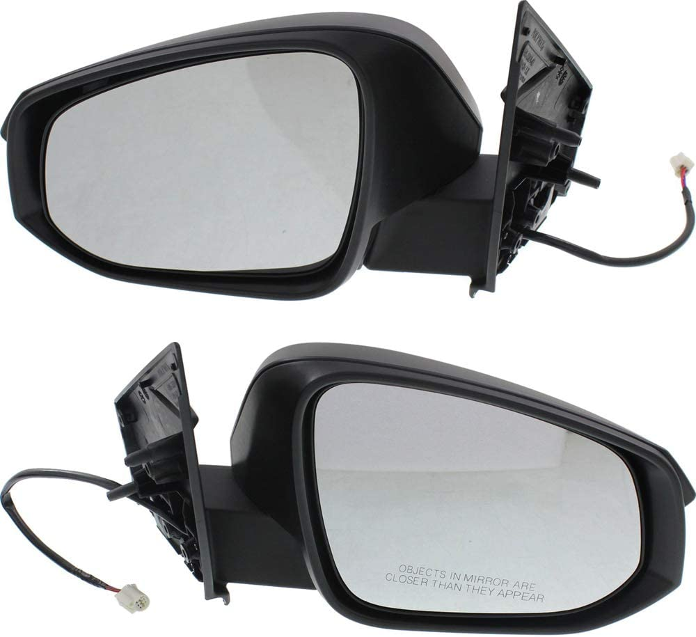 Milwaukee Mall Kool Vue Power Mirror compatible Baltimore Mall with an 13-15 RAV4 Toyota Right