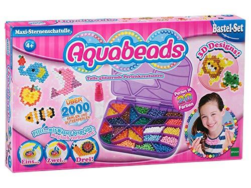 Aquabeads 79448 Maxi-Sternenschatulle - Bastelset