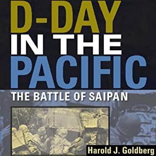 D-Day in the Pacific audiobook cover art