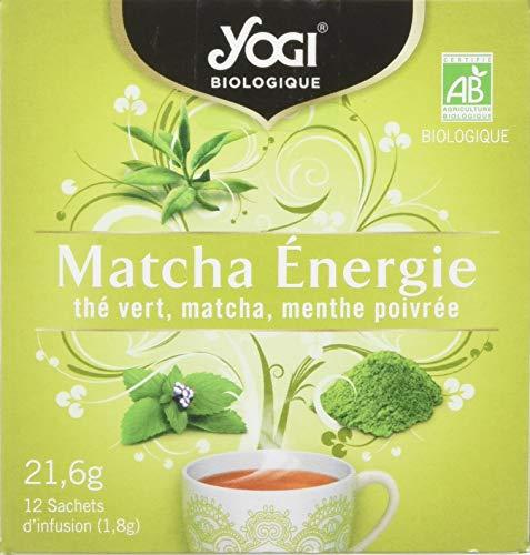 YOGI - BIO - Matcha Energie 21,6 g