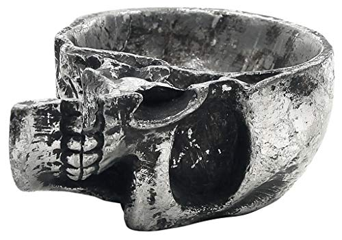 The Vault Alchemy England Half Skull Trinket Dish