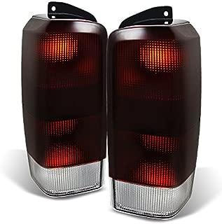Best jeep xj clear tail lights Reviews