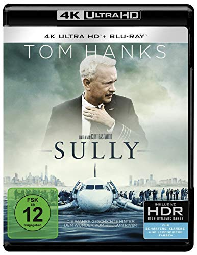 Sully (4K Ultra HD) (+ Blu-ray)