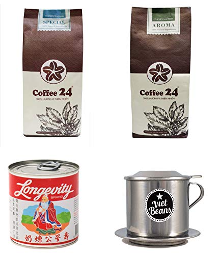 Vietnamesisches Kaffee-Starterset Coffee24