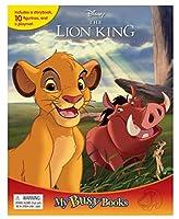 ライオンキング 絵本 本 フィギュア 10個付き The Lion Guard The Lion King Figure and Book 並行輸入品